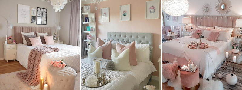37 Pink Bedroom Decor Ideas To Try With Pictures